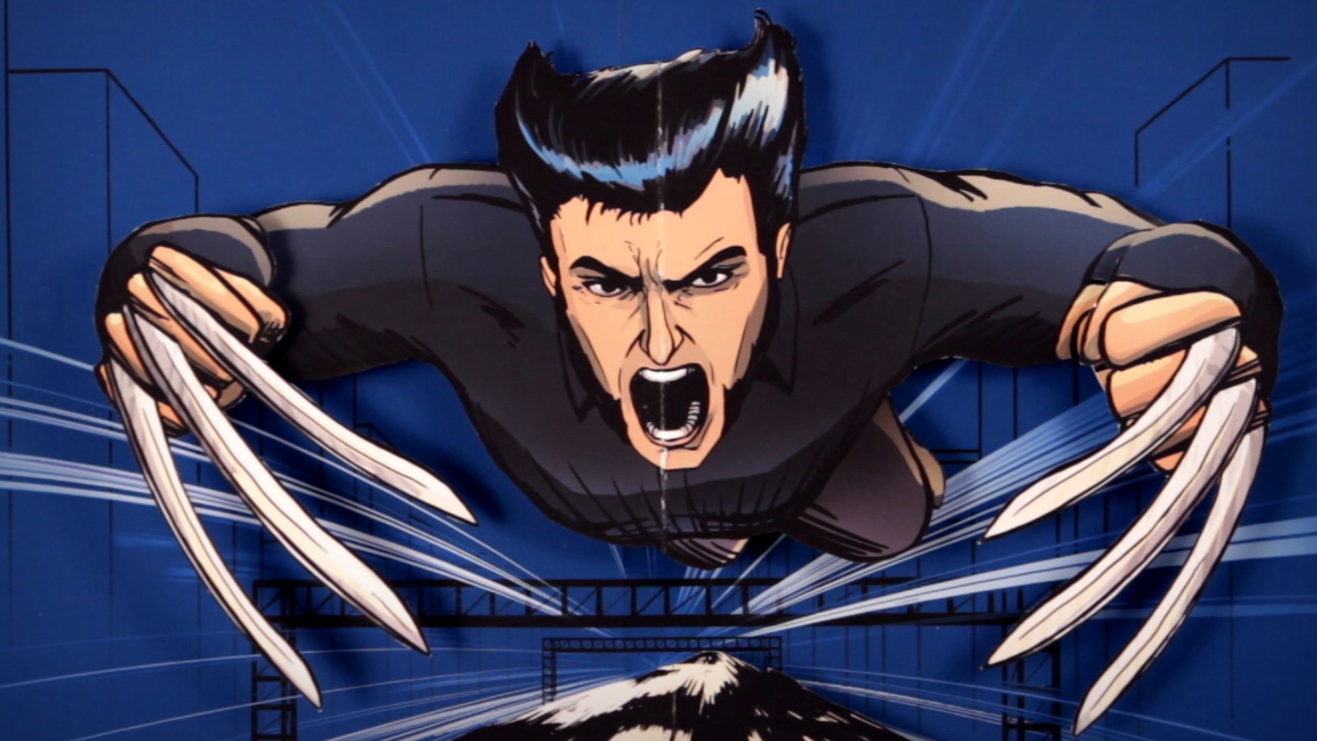Adult Swim – The Wolverine