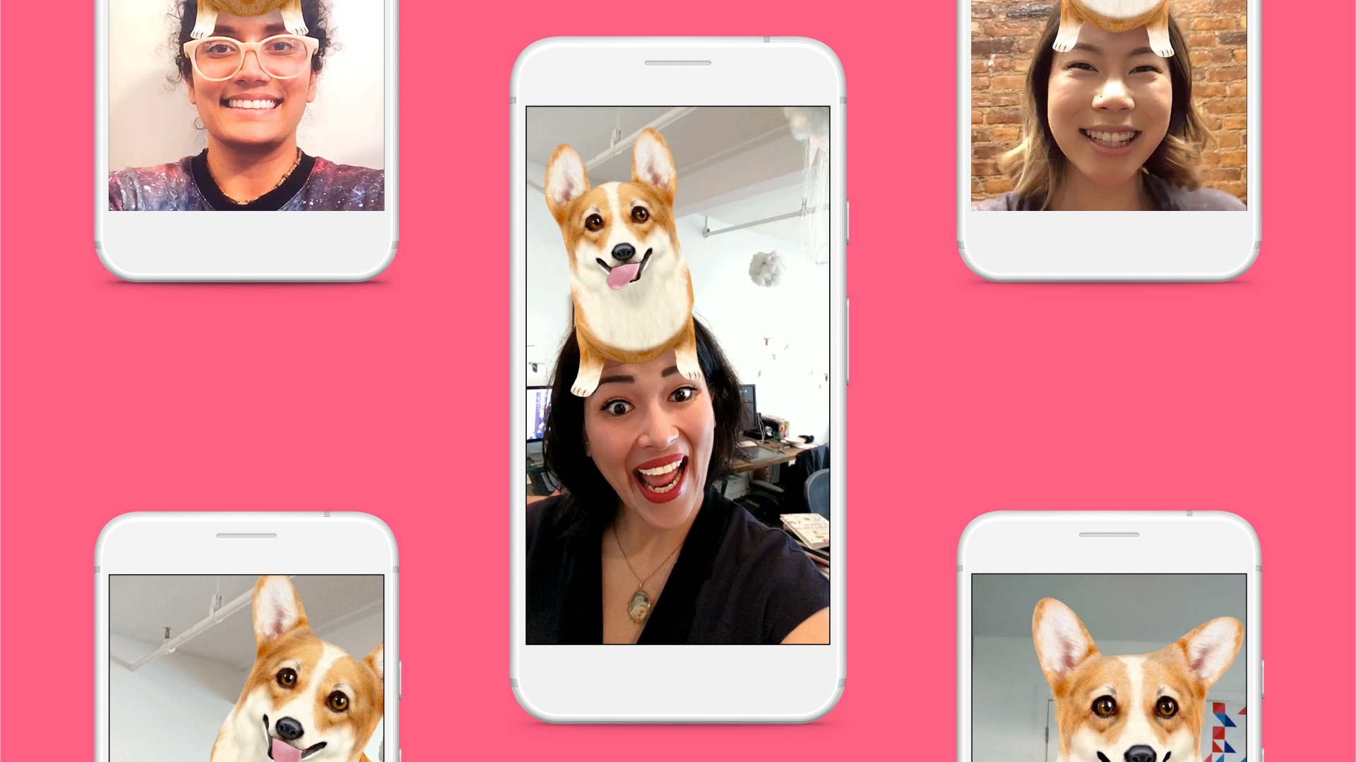 Facebook Messenger – AR Filters