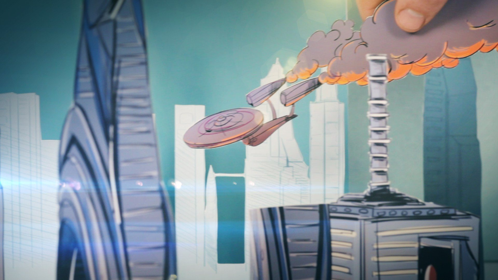 Adult Swim – Star Trek: Into Darkness