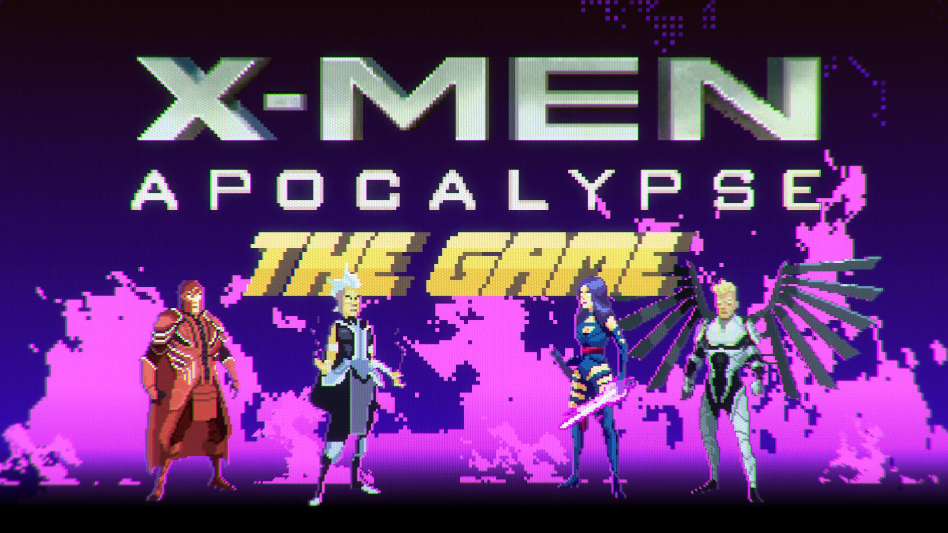 Adult Swim – X-Men: Apocalypse
