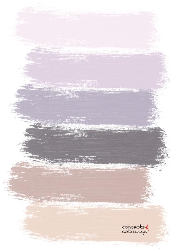 mental vacation paint palette