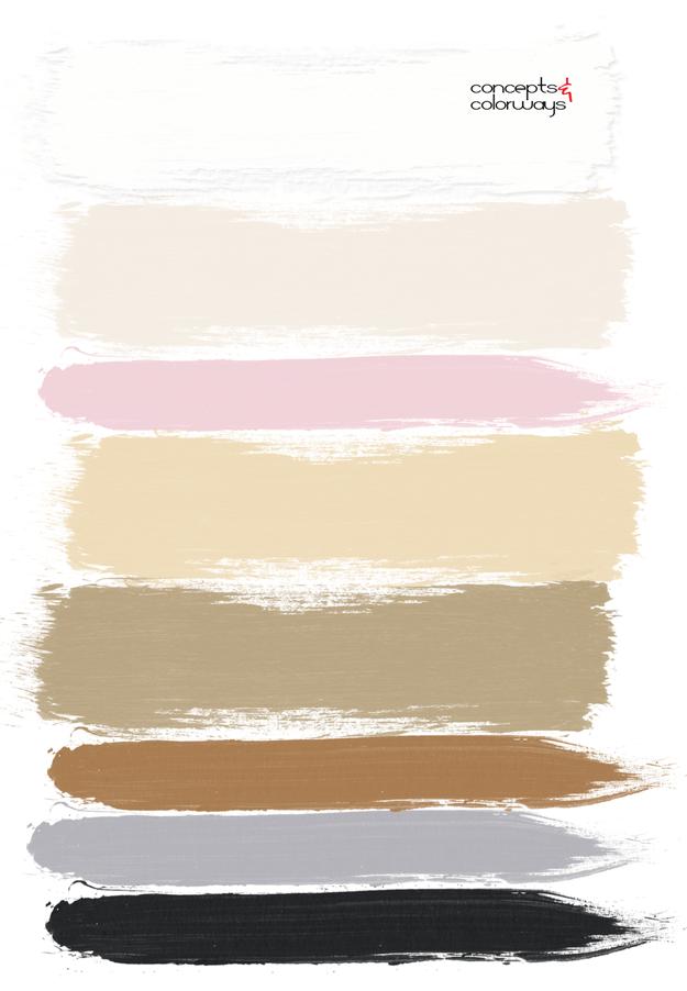 brilliantly cozy paint palette