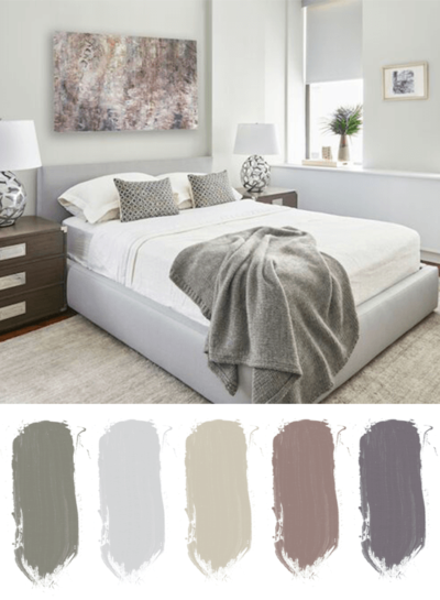 Best Color Palettes to Decorate Your Bedroom