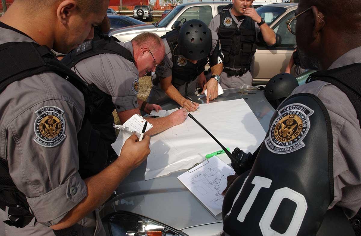 Anti Terrorism Officers