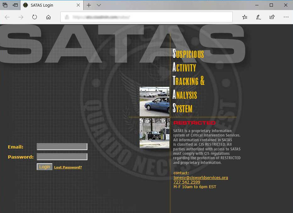 Anti Terrorism Officers SATAS