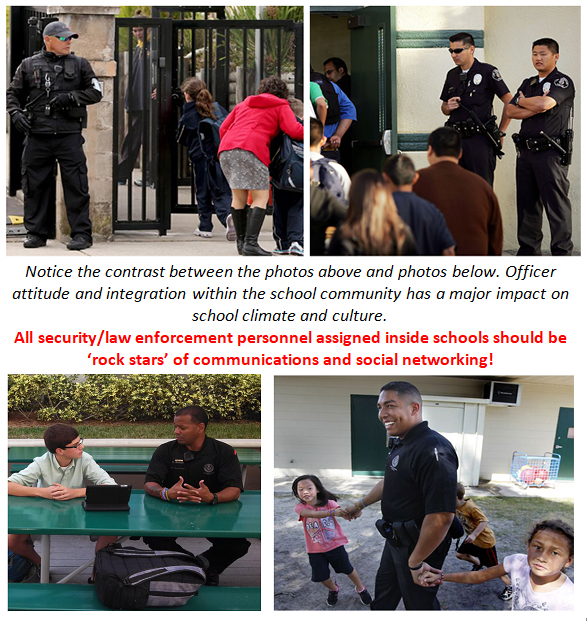 School Security and School Climate and Culture