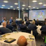 Craig Gundry Presenting on Chem-Bio Terrorism