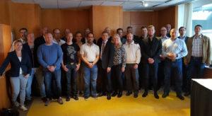 Anti-Terrorism Officer Course Stockholm