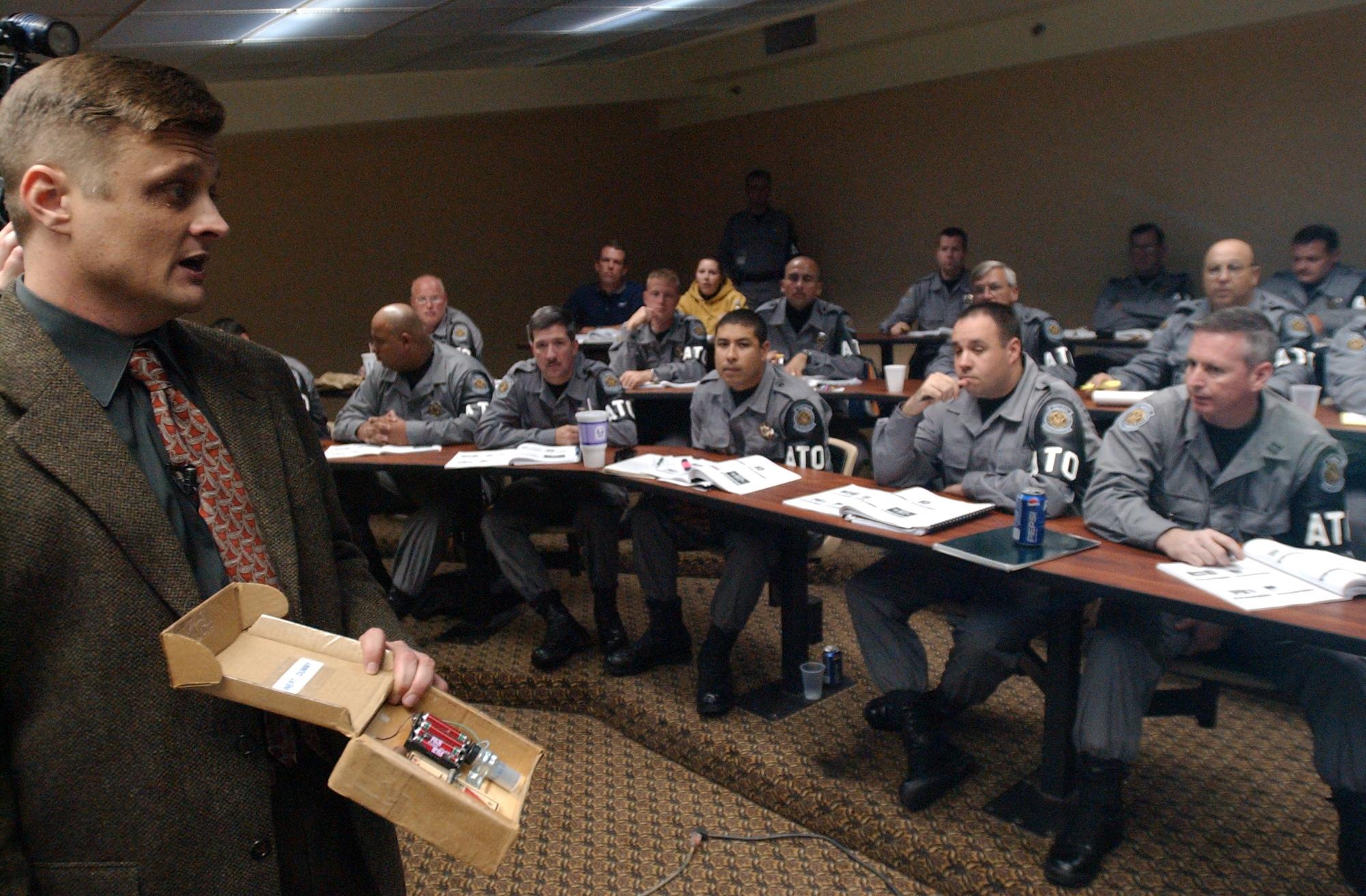 CIS Anti-Terrorism Officer (ATO) Course, Tampa