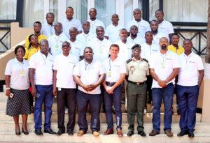 Anti-Terrorism Officer Course Ghana