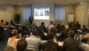 Preparing for Active Shooter Attacks Seminar, Brussels 2016
