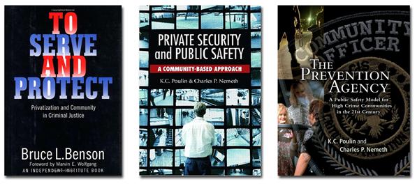 CIS Public Safety Books