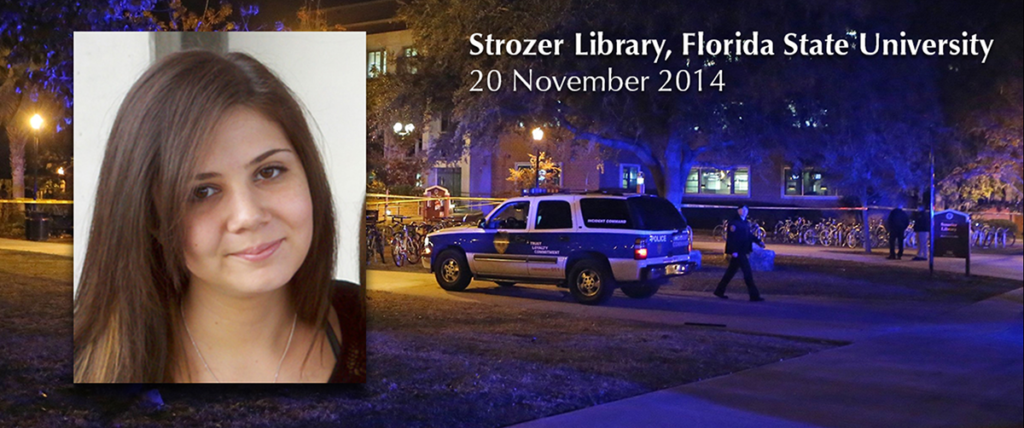 Strozer Library Shooting