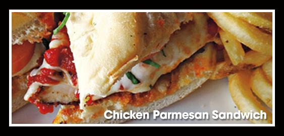 chicken parm