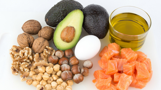 Healthy Fats for Weight Loss