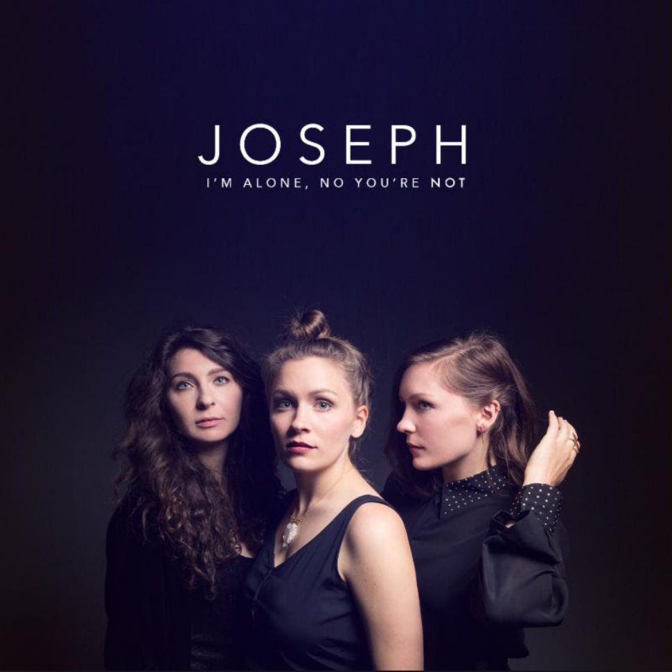<b><u>Joseph - I'm Alone,<br>No You're Not</b></u><br><i>(2016, ATO)</i><br><small>piano, B3, Mellotron</small>