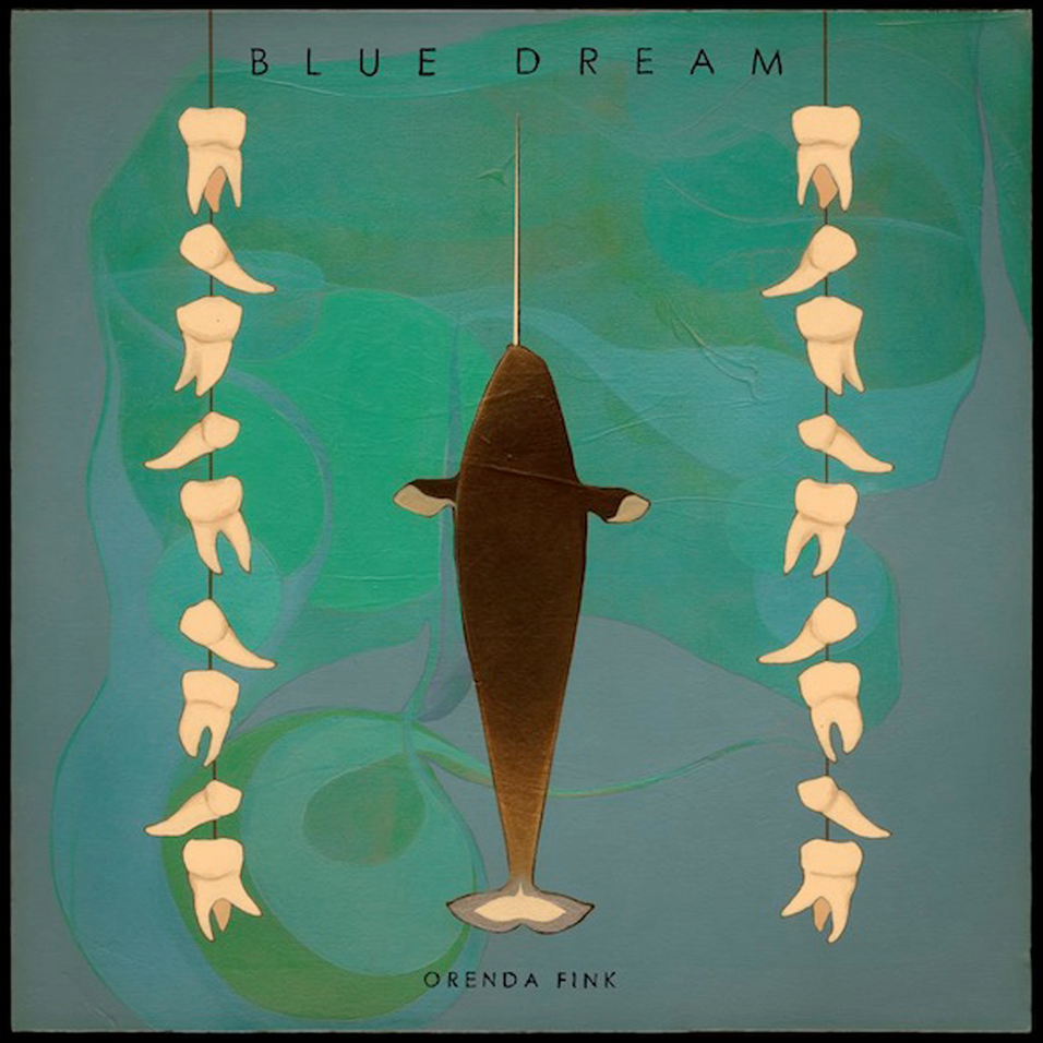 <b><u>Orenda Fink - Blue Dream</b></u><br><i>(2014, Saddle Creek</i><br><small>production, recording and mix<br>engineer, guitars, bass, keyboards