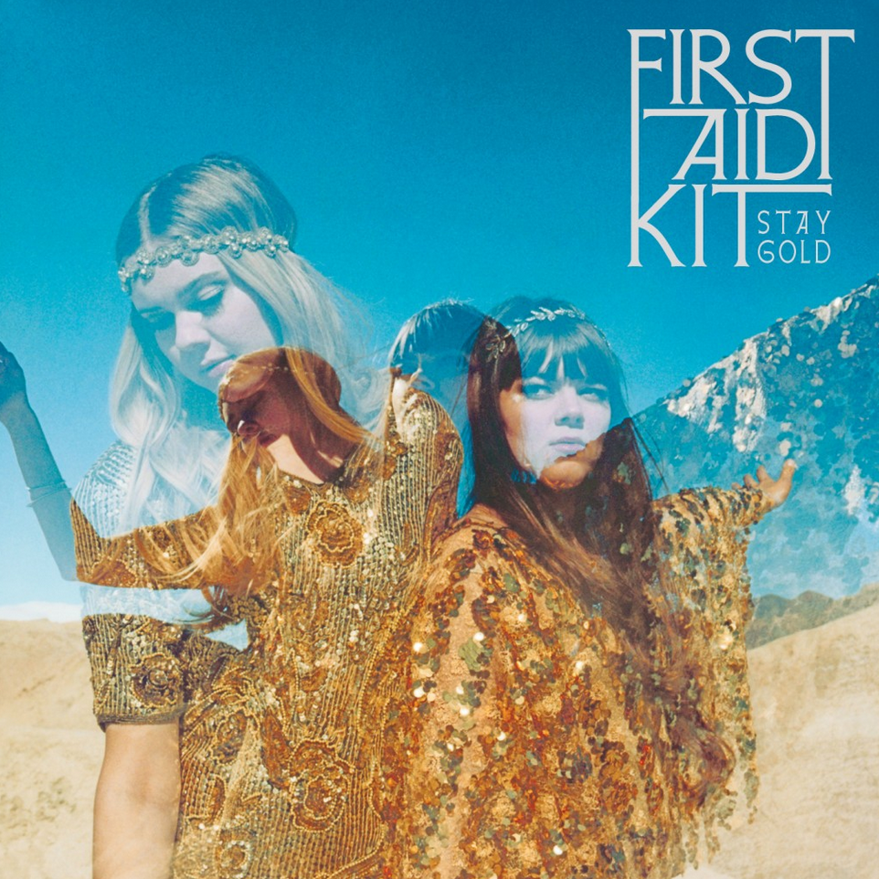 <b><u>First Aid Kit - Stay Gold</b></u><br><i>(2014, Columbia)</i><br><small>assistant engineer, piano,<br>organ, vibraphone</small>