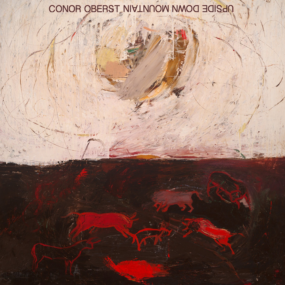 <b><u>Conor Oberst -<br>Upside Down Mountain</b></u><br><i>(2014, Nonesuch)</i><br><small>vibraphone</small>
