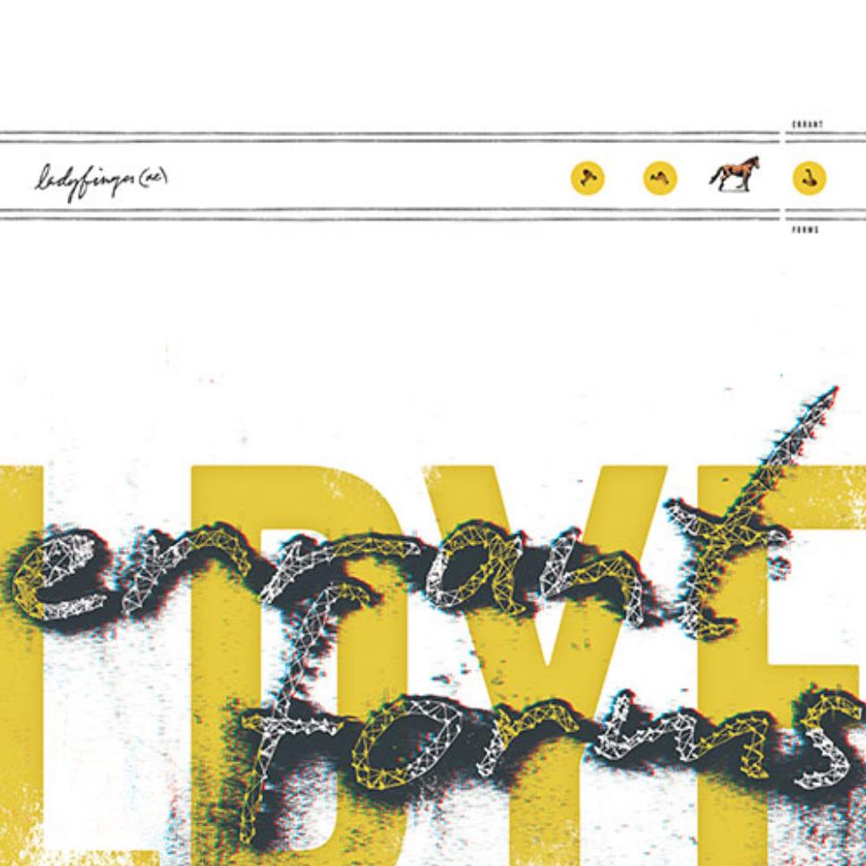 <b><u>Ladyfinger - Errant Forms</b></u><br><i>(2014, Sadde Creek)</i><br><small>Wurlitzer, B3</small>