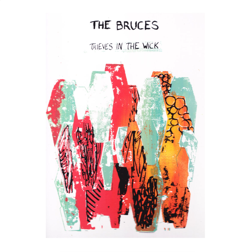 <u><b>The Bruces - Thieves<br>In The Wick</u></b><br><i>(2018, Grapefruit)</i><br><small>mix engineer, piano, keyboards