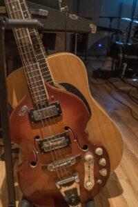 Vox Astro Bass, 70's Alvarez