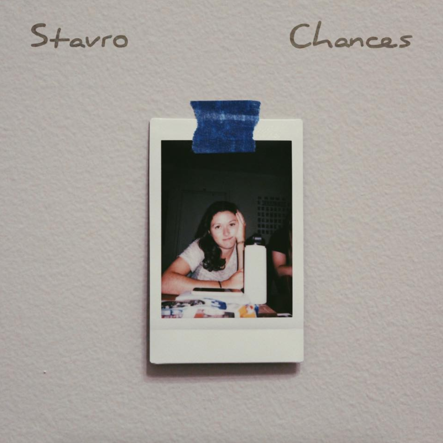 <u><b>Stavros Piperis - Chances</u></b><br><i>(2019, Self)</i><br><small>recording and mix engineer, production