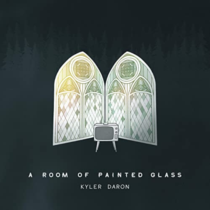 <u><b>Kyler Daron - A Room of Painted Glass</u></b><br><i>(2020, Self)</i><br><small>mix engineer