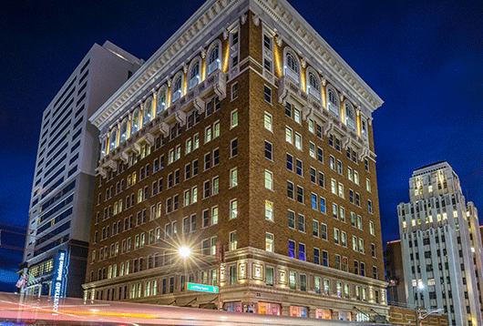 Luhrs City Center