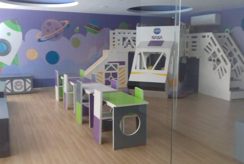 area de niños departamento playa