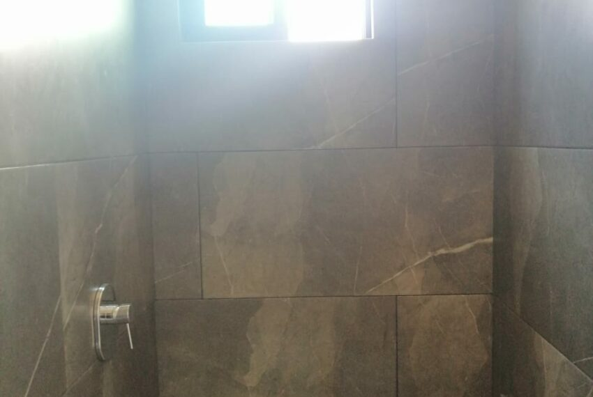 baño arbolada