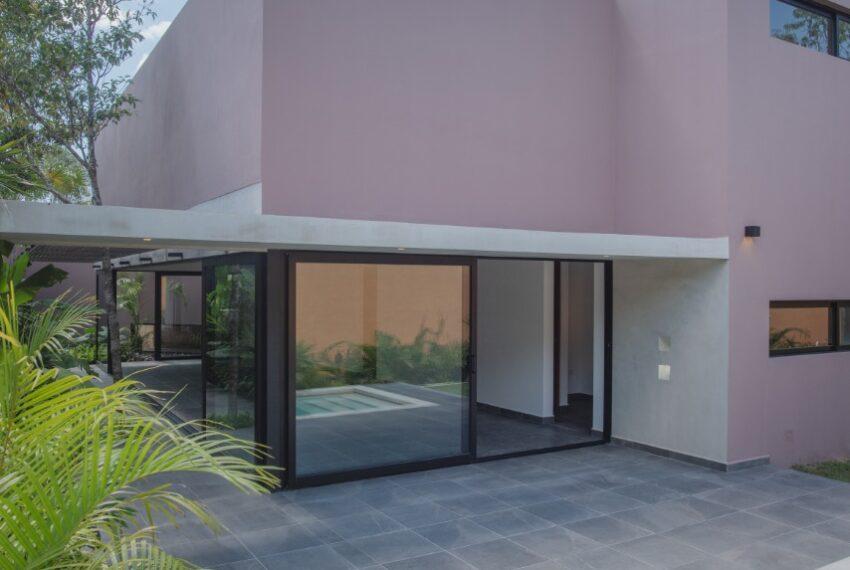 casa alberca cancun