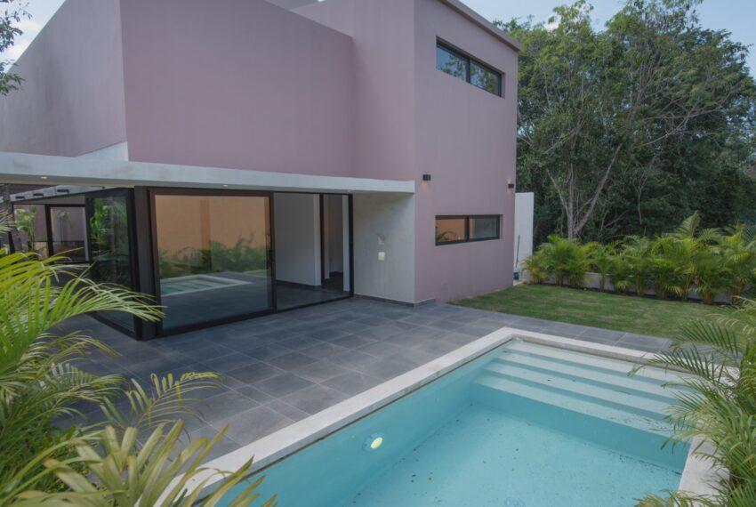 casa en venta con alberca en cancun