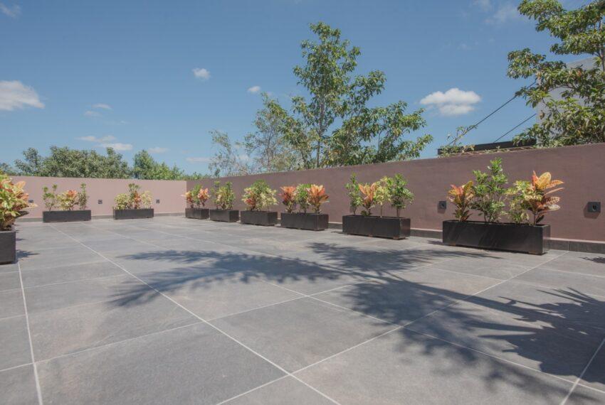 roof garden cancun