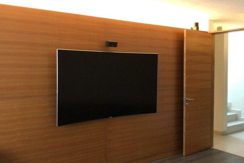 panel recamara tv casa venta