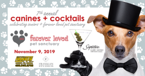 Canines & Cocktails @ Signature Flight- Scottsdale Airport