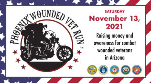 They Fought We Ride | Benefiting Phoenix Wounded Vets