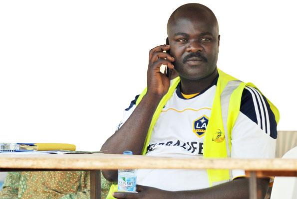 Peter Wemali Ugandan Coach