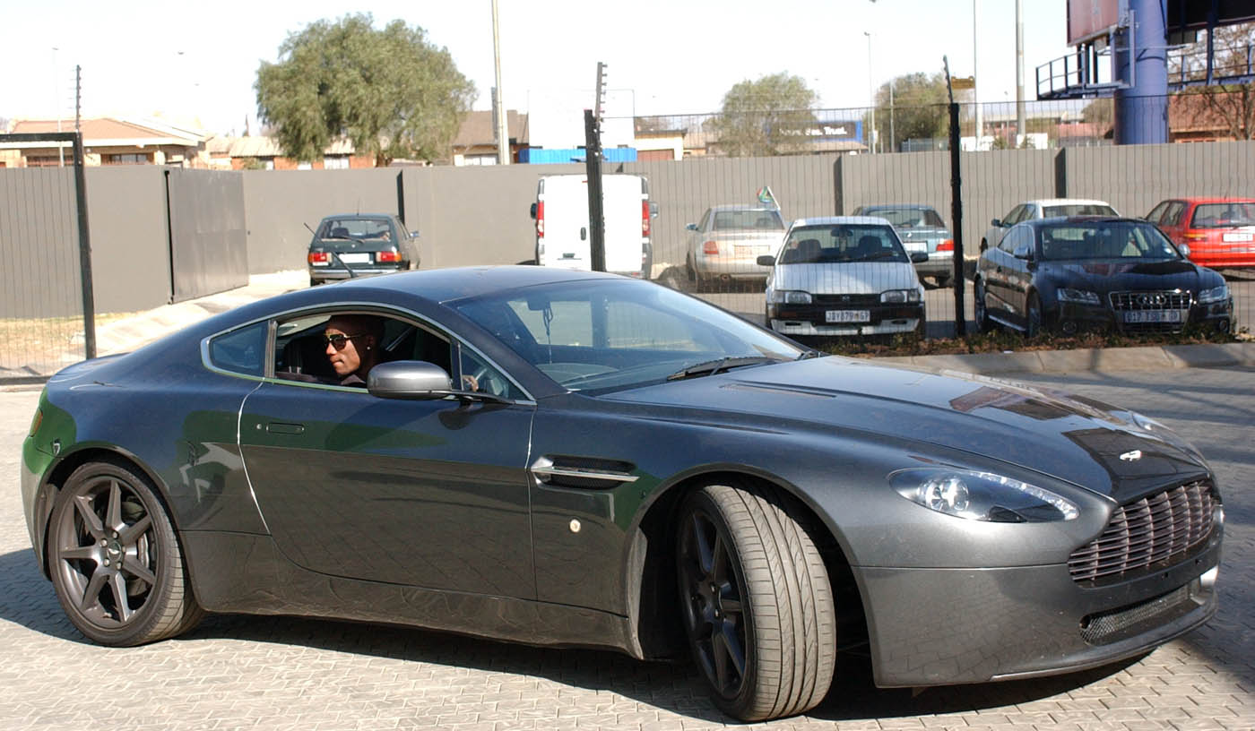 Teko Modise Regrets Buying His Aston Martin