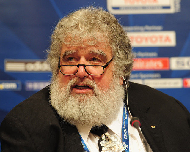 Photo of Former Fifa Executive Admits To Accepting Bribe For SA To Host 2010 Soccer World Cup