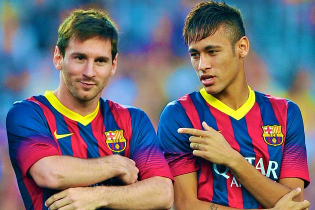 Photo of Messi Begs Neymar To Let Him Win The Copa America