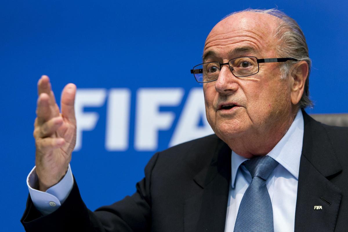Photo of Mr Blatter Resignes As Fifa President