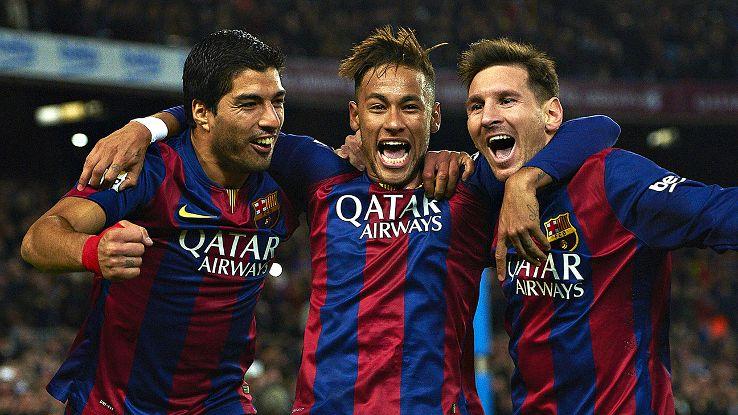 Photo of Messi, Suarez & Neymar: To Be Written In The Spanish History books