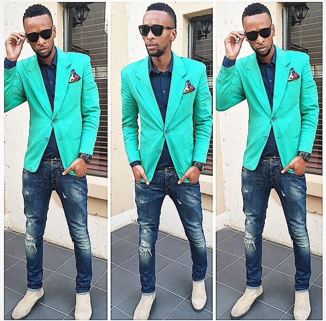 Photo of Check Out More Pics Of Manti Moholo's That Prove He's Got Style