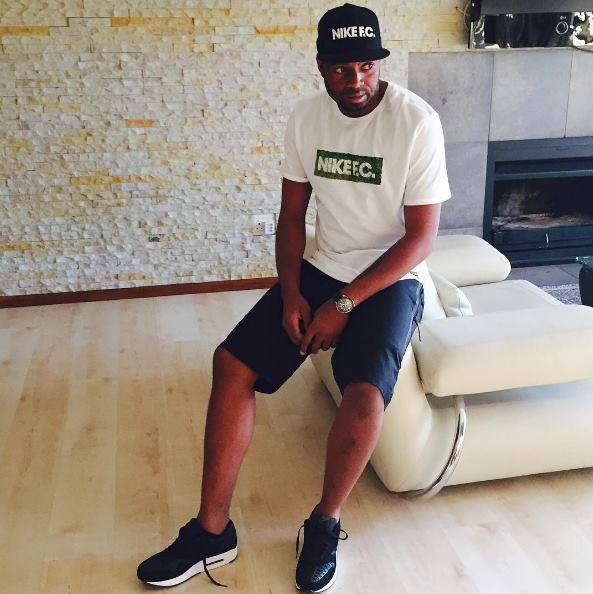 """Photo of Itumeleng Khune Responds To His Haters- And Says """"If you don't have anything positive 2 say, move along"""""""