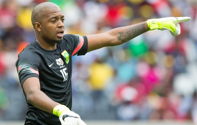 """Photo of Khune: """"I am Really Looking Forward To The Match"""""""