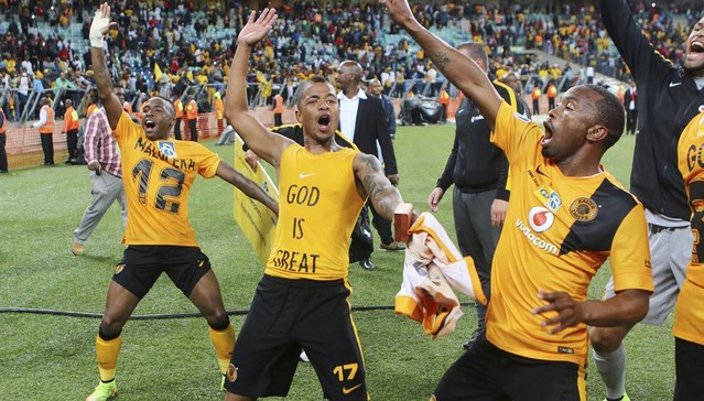 """Photo of Vina Maphosa: """"Kaizer Chiefs Are Cup Kings"""""""