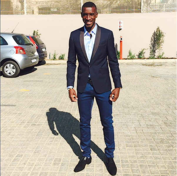 Photo of Sandile Xulu's Formal Dressing Is On point