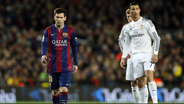 messi and ronaldo worst misses ever