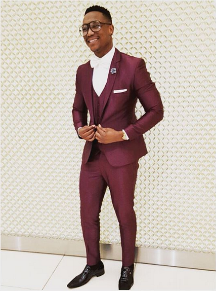 Photo of Mdu Yende Suit Game Is On Point! See why here